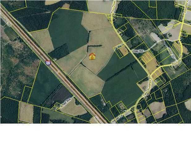 Dantzler Pond Loop Harleyville, SC 29448