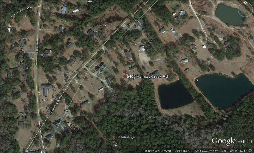 5405  Halfway Creek Road Huger, SC 29450