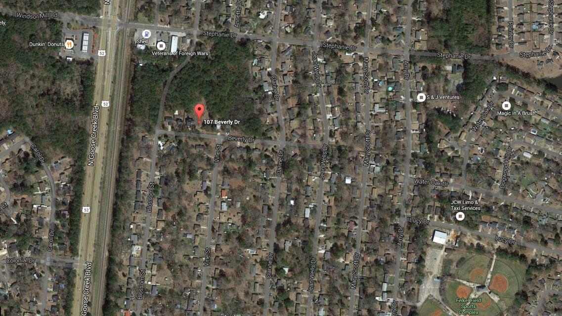107  Beverly Drive Goose Creek, SC 29445