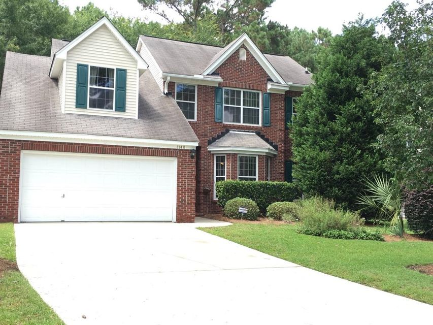 1140  Old Course Lane Mount Pleasant, SC 29466