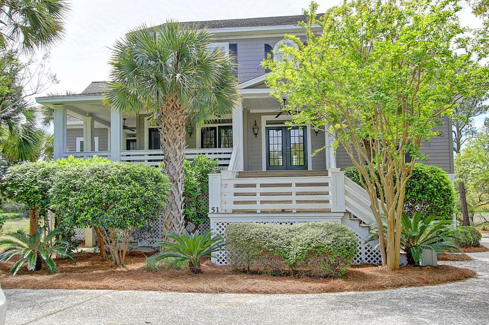 51 Seagrass Lane Isle Of Palms, SC 29451
