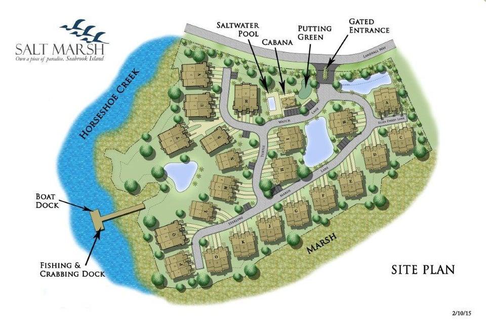 2056  Sterling Marsh Lane Johns Island, SC 29455