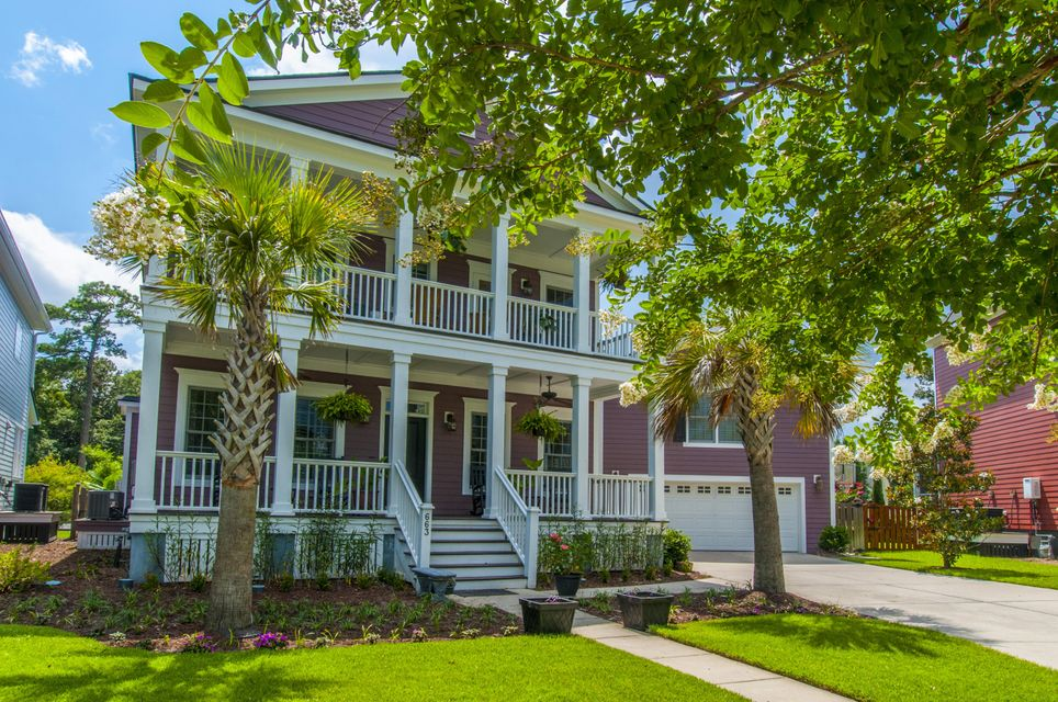 663  Cloudbreak Court Charleston, SC 29412