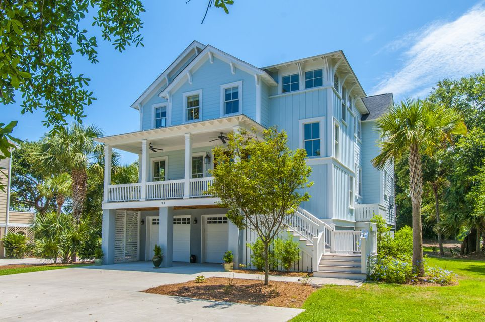 14  Fairway Village Lane Isle Of Palms, SC 29451