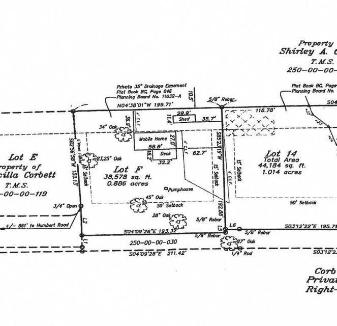 1027  Corbetts Alley Johns Island, SC 29455