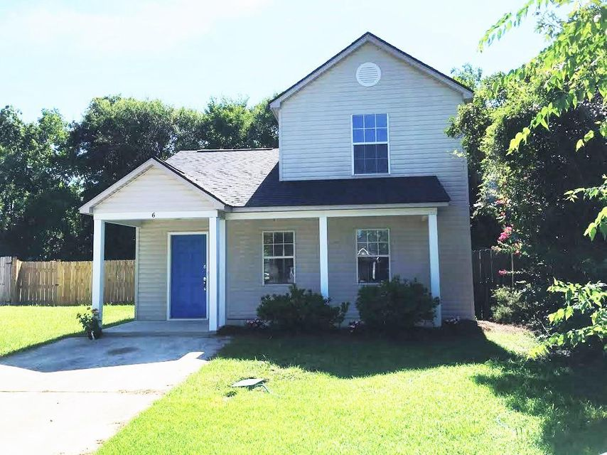 6  Timberleaf Court Charleston, SC 29407