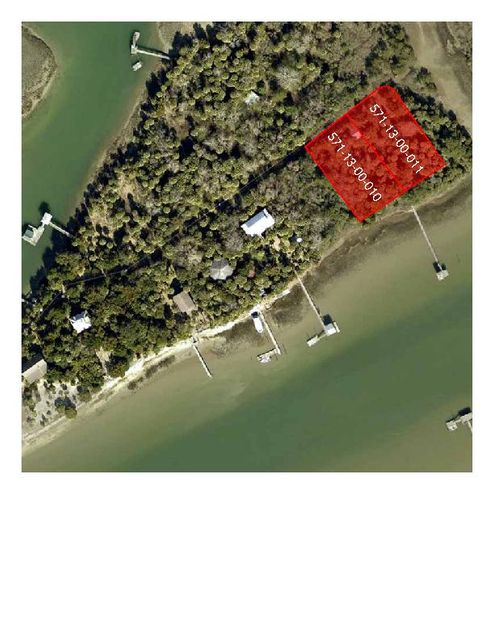 2425|2419  Captain John Hutt Road Isle Of Palms, SC 29451