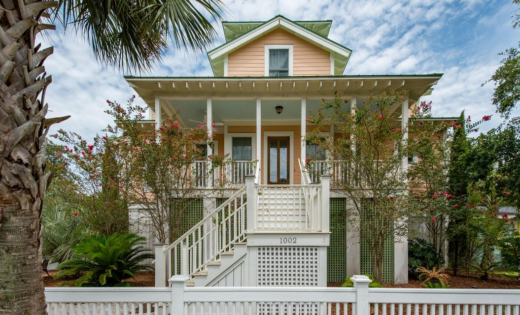 1002 E East Cooper Avenue Folly Beach, SC 29439
