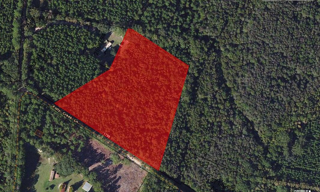 Folly Creek Lane Green Pond, SC 29446
