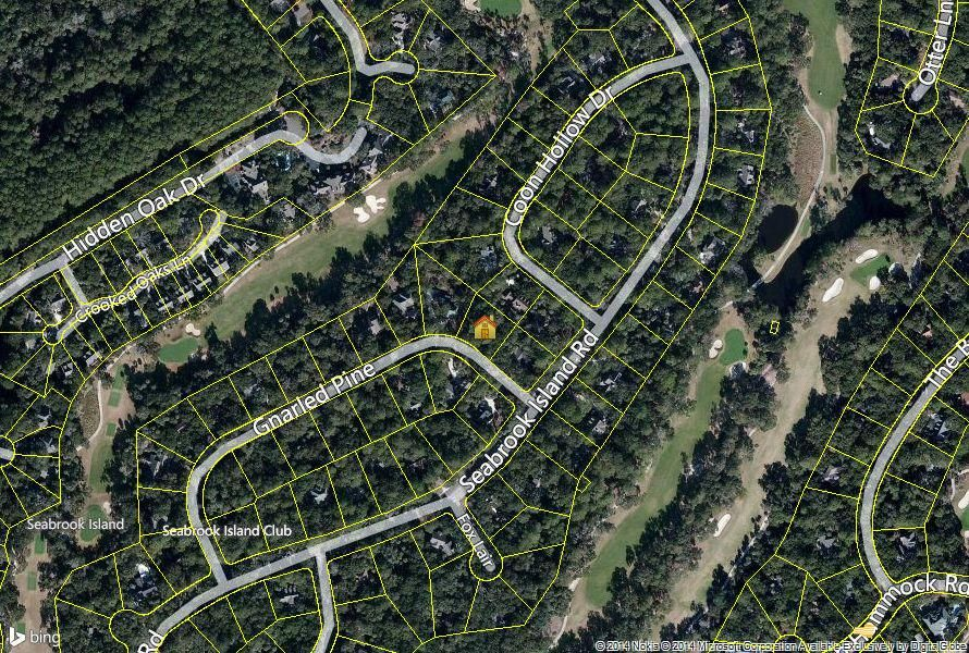 2640  Gnarled Pine Seabrook Island, SC 29455