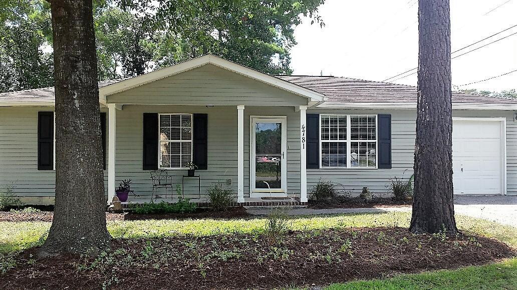 4781  Langridge Drive North Charleston, SC 29405