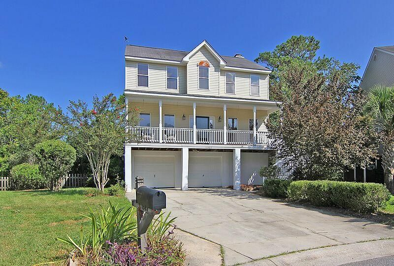 1307 Rockfish Court Mount Pleasant, SC 29466