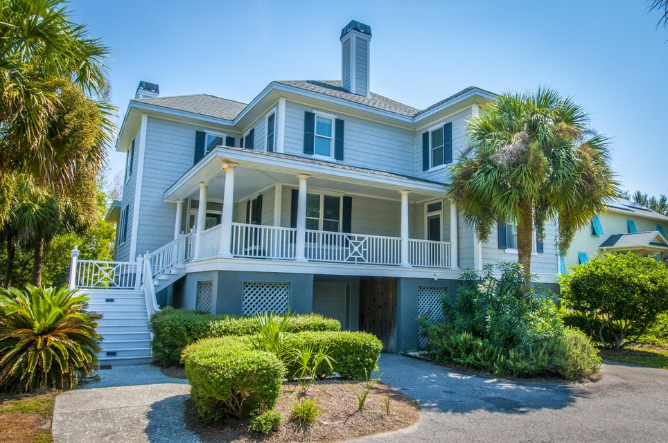 8 Seahorse Court Isle Of Palms, SC 29451