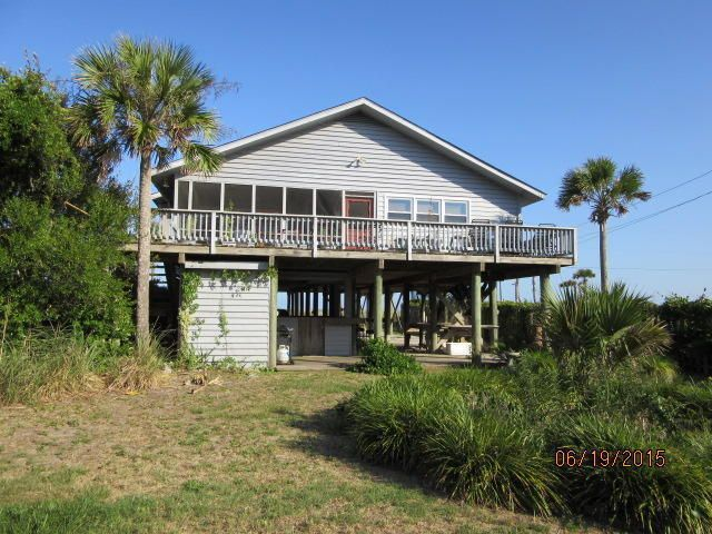 1504 E Ashley Avenue Folly Beach, SC 29439