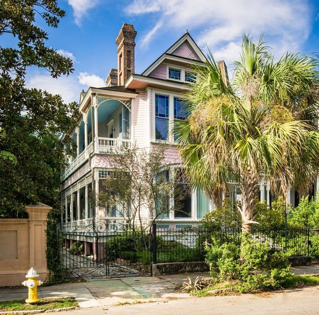 40  Montagu Street Charleston, SC 29401