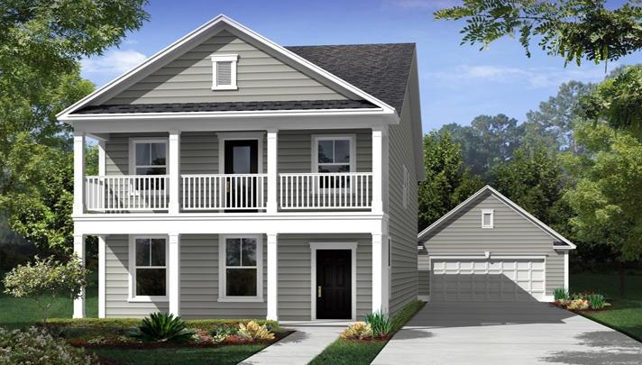 1458  Seabago Drive Charleston, SC 29414