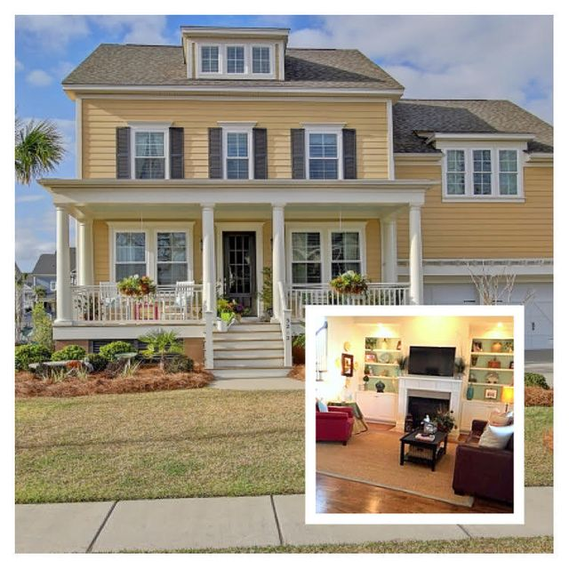 3212 Hatchway Drive Mount Pleasant, SC 29466