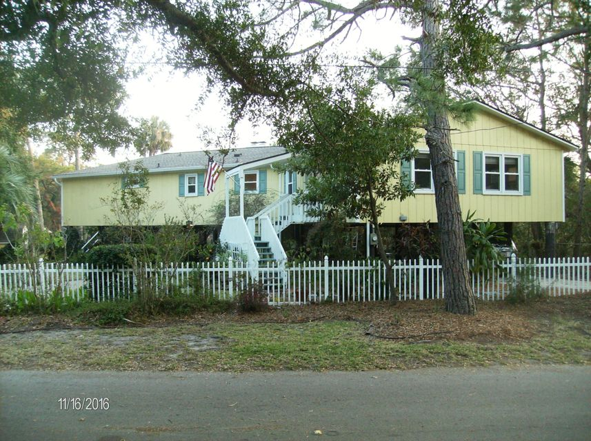 1213 Tabby Drive Folly Beach, SC 29439