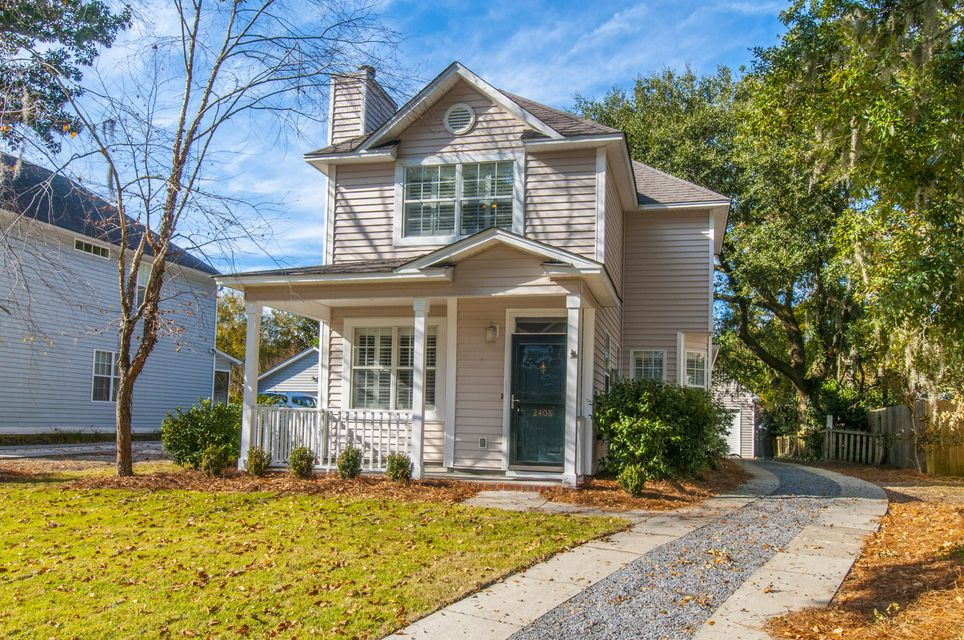 2408  Fulford Court Mount Pleasant, SC 29466