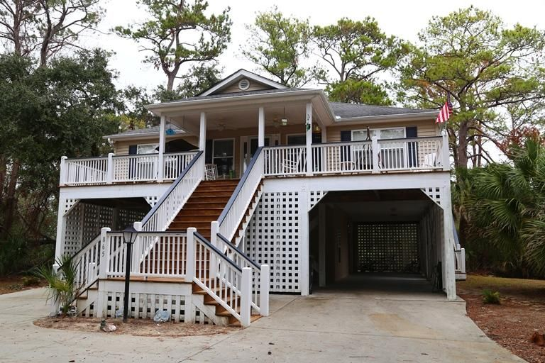 865  Club Cottages Edisto Island, SC 29438