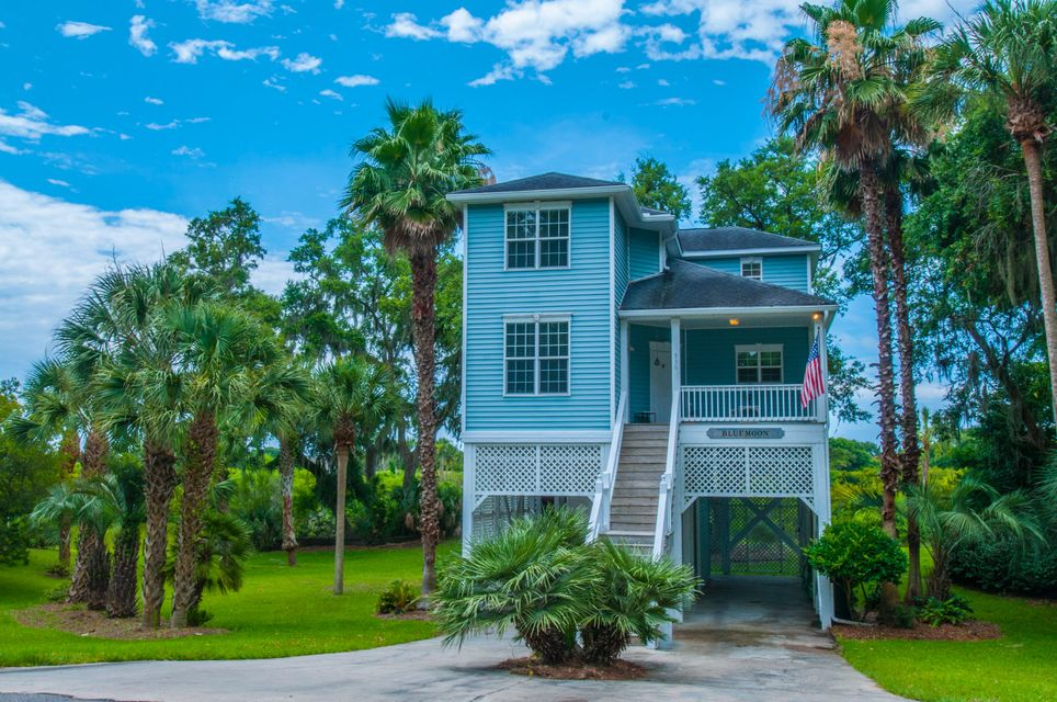 536  Oristo Ridge Road Edisto Beach, SC 29438