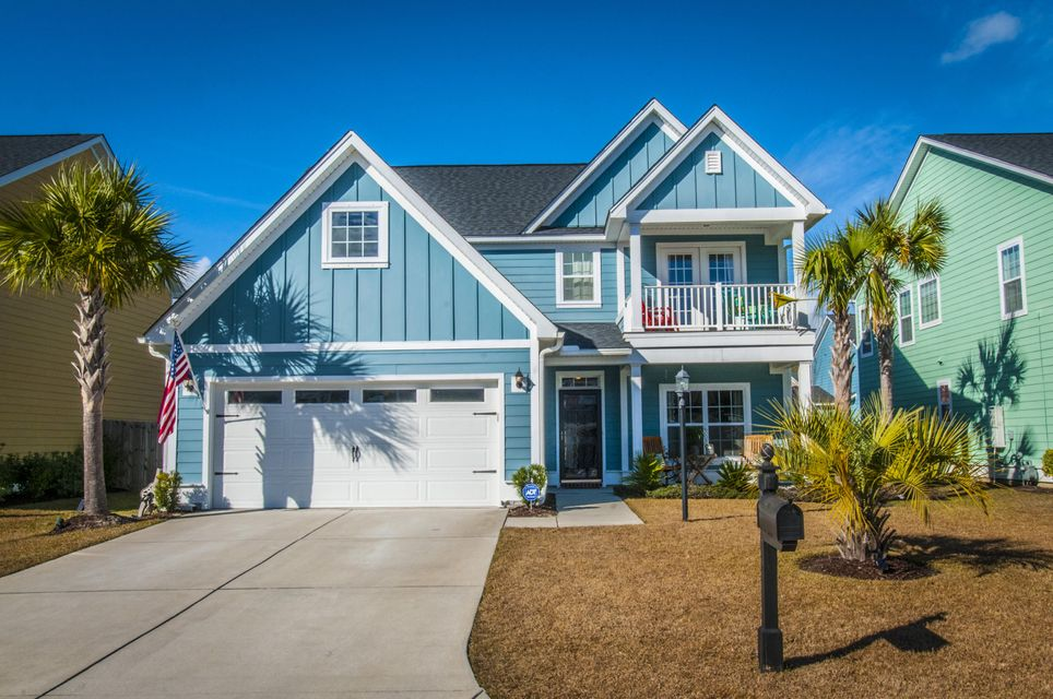 121  Indigo Marsh Circle Wando, SC 29492