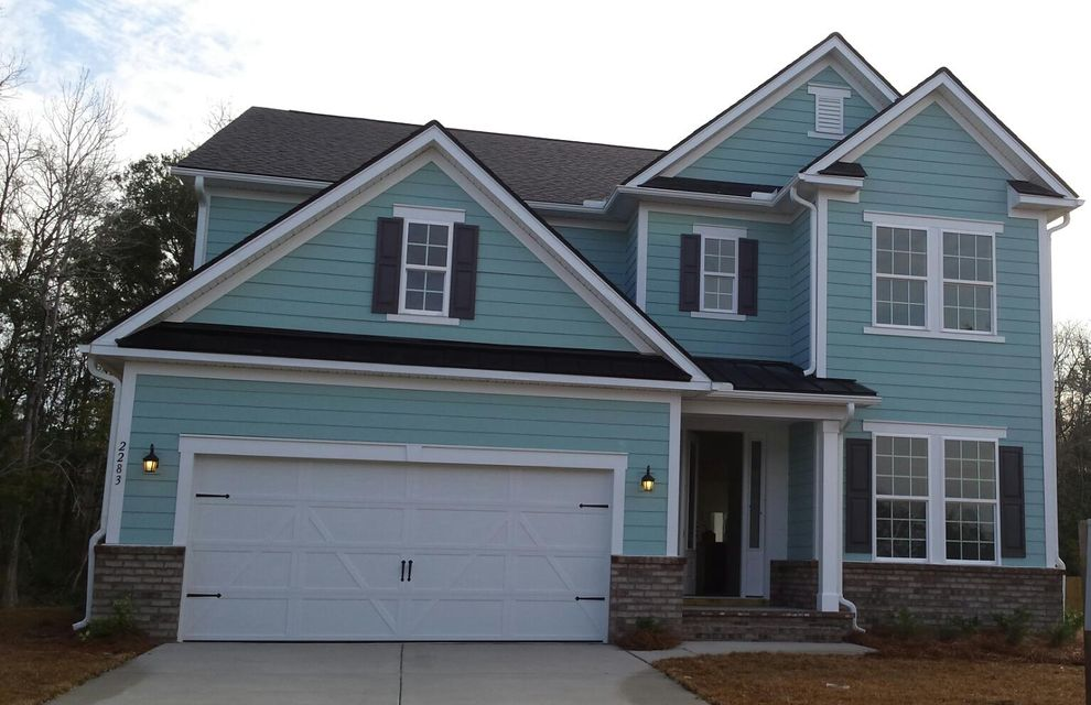 2283  Spring Hope Drive Mount Pleasant, SC 29466