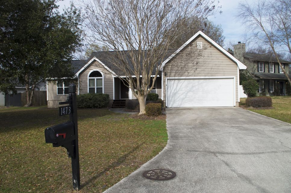 1473 Hidden Bridge Drive Mount Pleasant, SC 29464