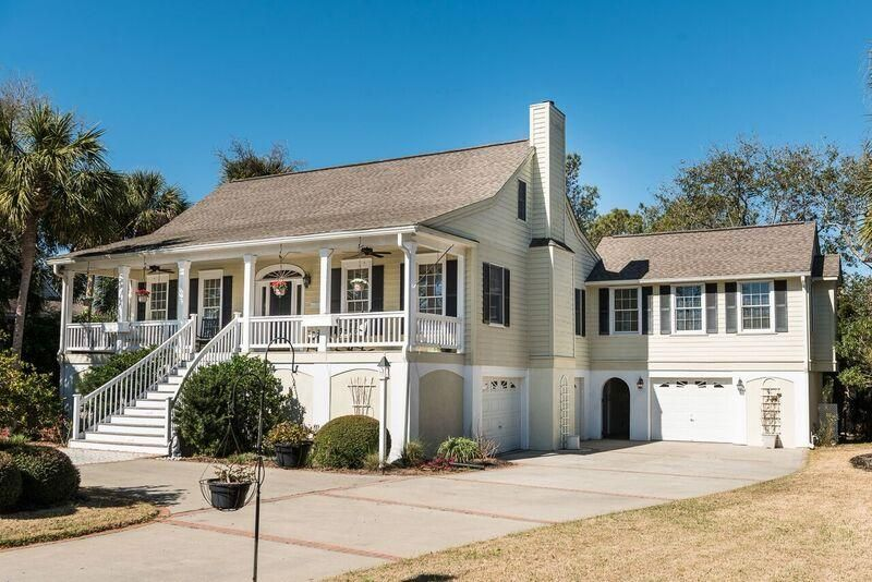 6819  Back Bay Drive Isle Of Palms, SC 29451