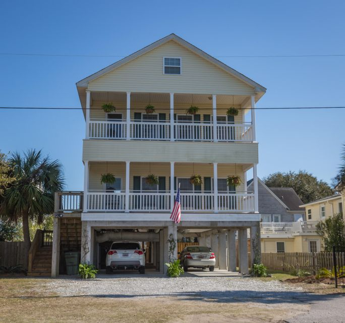 708  Palm Boulevard Isle Of Palms, SC 29451