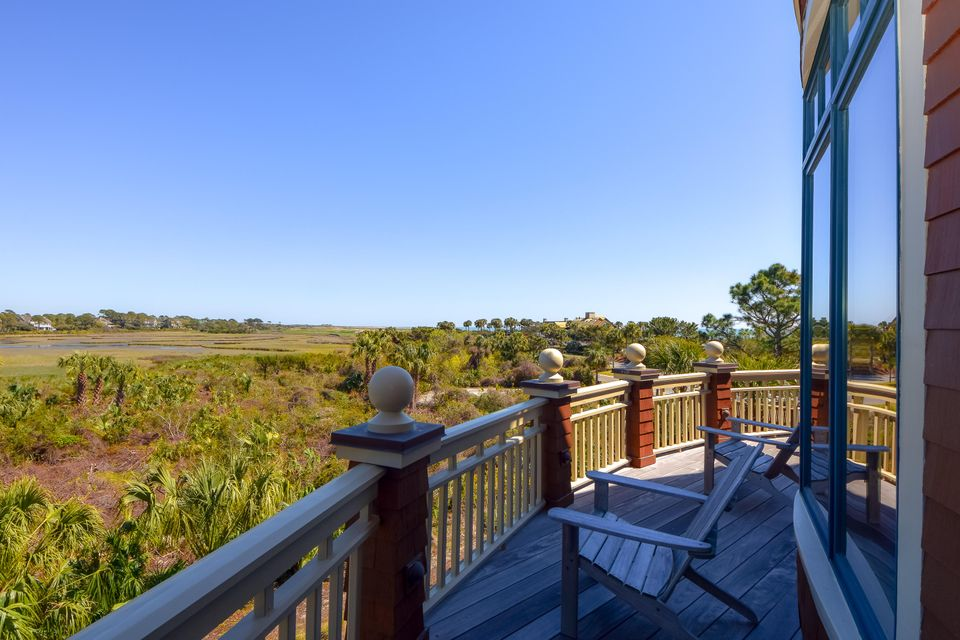 221 ocean marsh kiawah island home for sale hudson phillips - Beautiful panoramic view house to take full advantage of the scenery ...