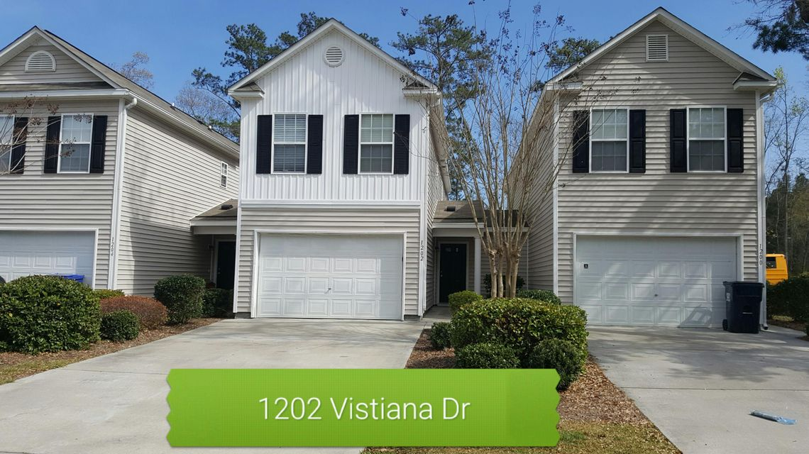1202  Vistiana Way North Charleston, SC 29420