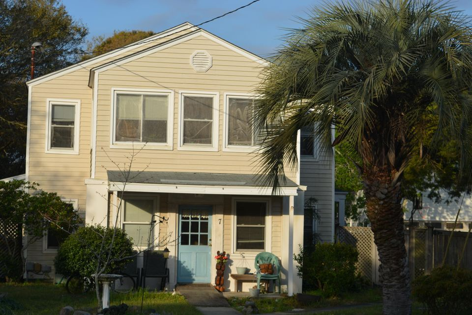 7  22ND Avenue Isle Of Palms, SC 29451