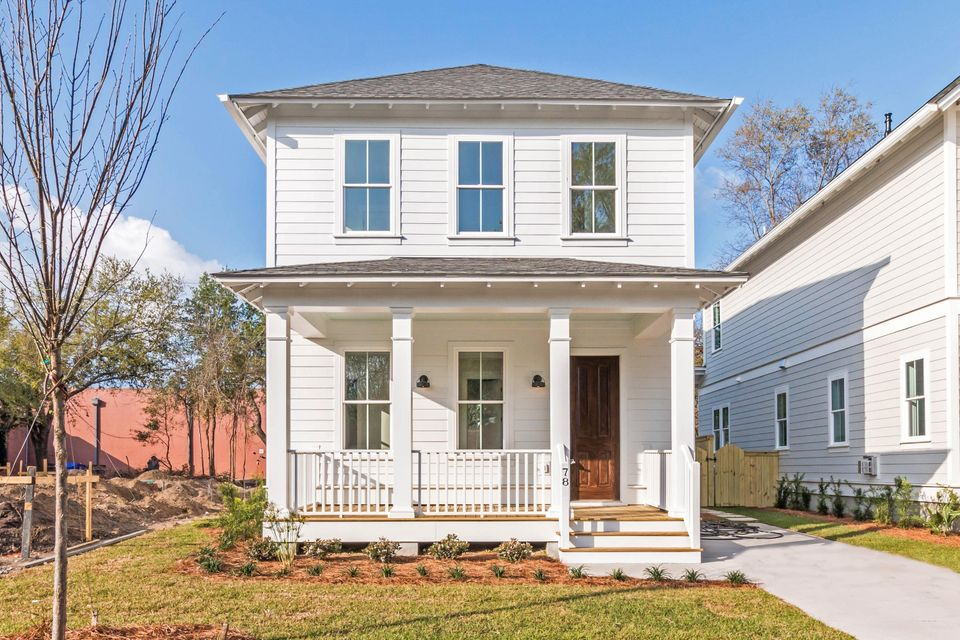 78  Vincent Drive Mount Pleasant, SC 29464