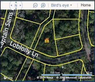2168  Loblolly, Block 43 Lot 19 Lane Seabrook Island, SC 29455