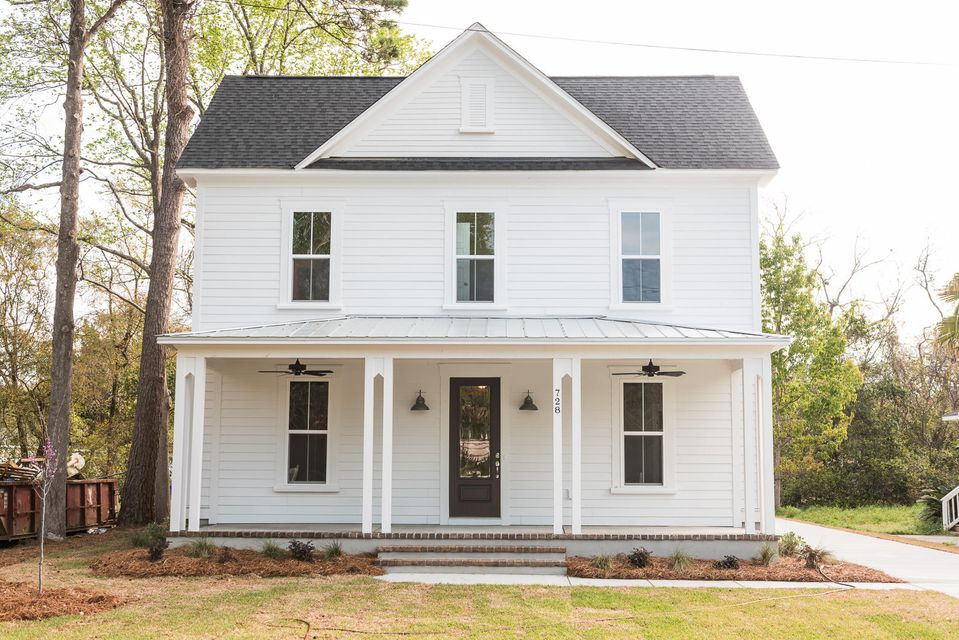 728 York St Mount Pleasant, SC 29464