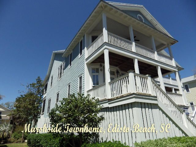 805  Jungle Road Edisto Beach, SC 29438