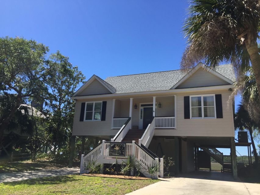 705 Jungle Shores Drive Edisto Island, SC 29438