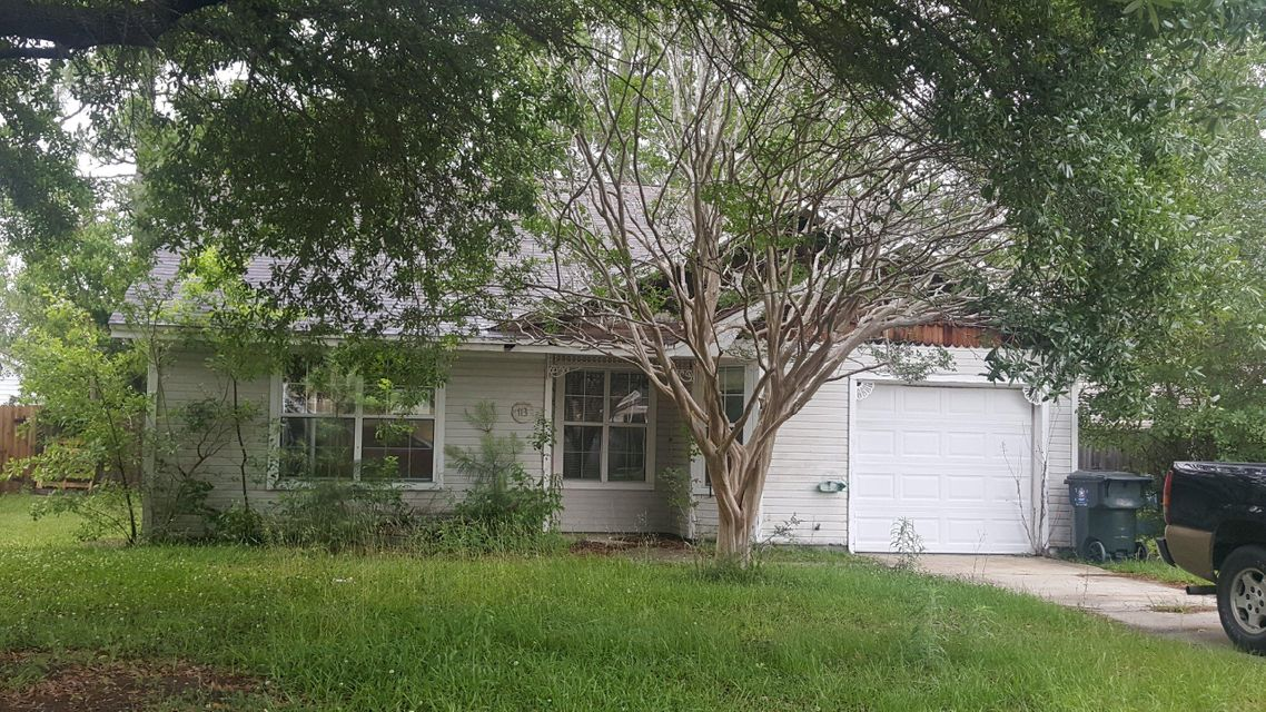 113  Eaton Way Summerville, SC 29486