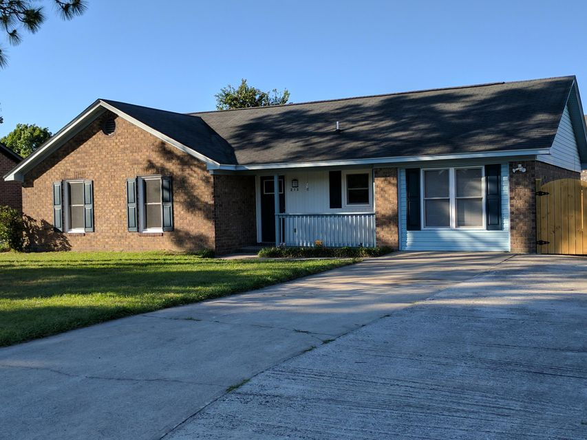 213  Horseshoe Drive Goose Creek, SC 29445