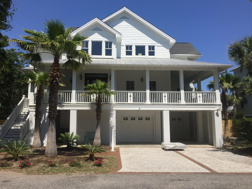 4  Palm Court Isle Of Palms, SC 29451