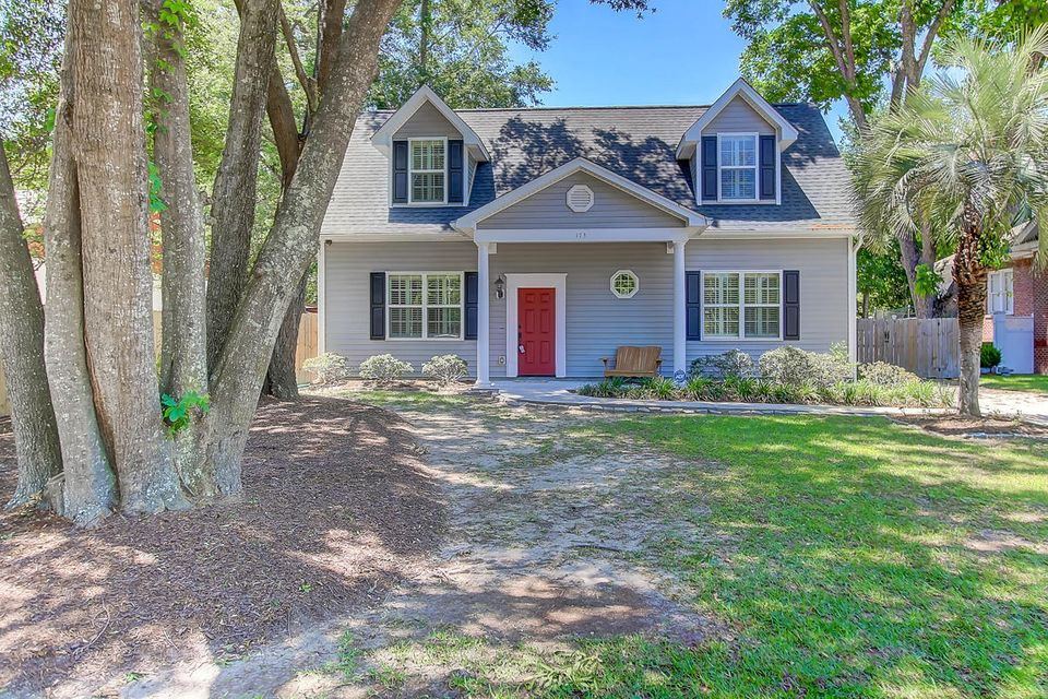 173  Plymouth Avenue Charleston, SC 29412
