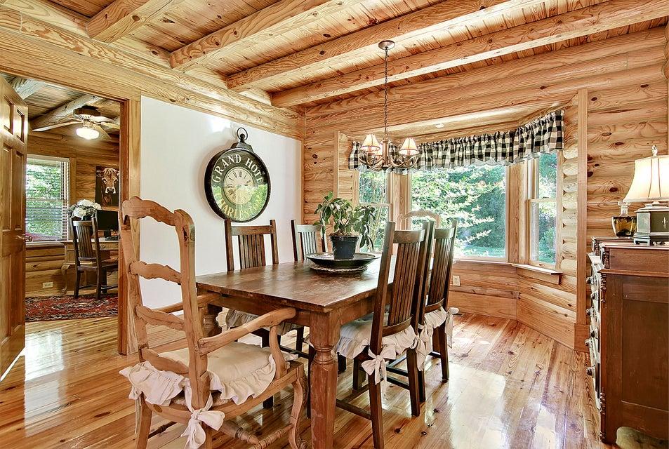 158 cypress hill lane ridgeville sc 29472 mls 17014401 for Cypress log home prices