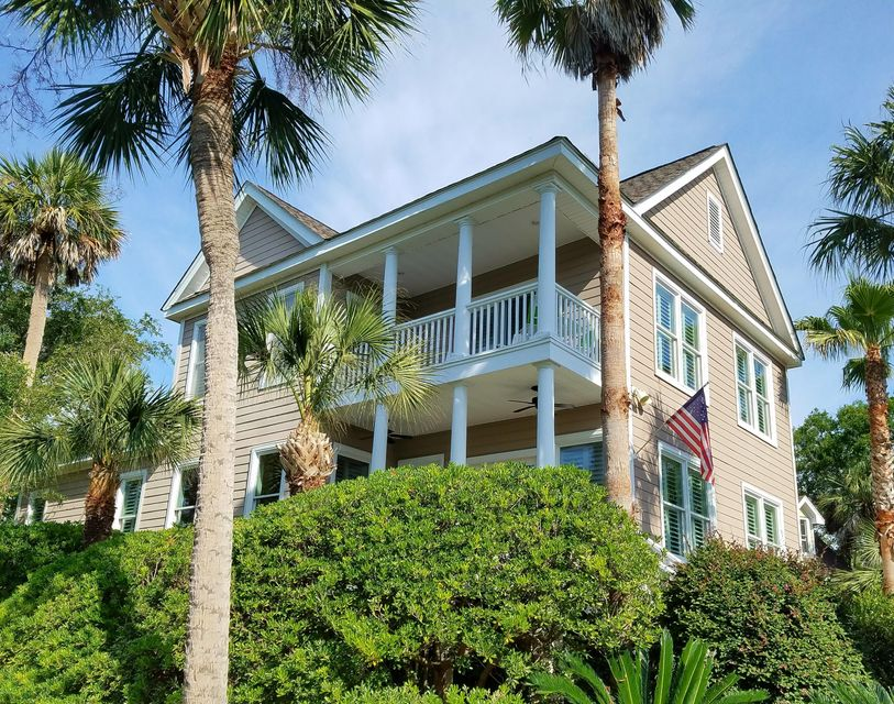 5827  Back Bay Drive Isle Of Palms, SC 29451