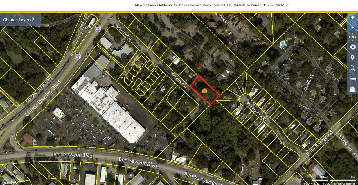 1238  Schirmer Street Mount Pleasant, SC 29464