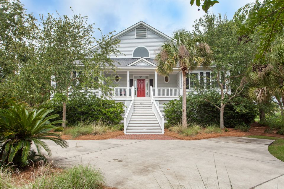 6807  Back Bay Drive Isle Of Palms, SC 29451