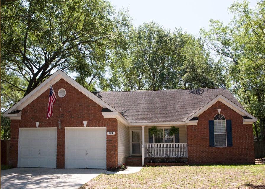 604  Majestic Oak Drive Charleston, SC 29412