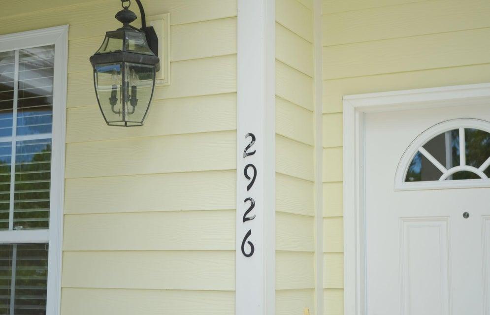 2926  Sugarberry Lane Johns Island, SC 29455
