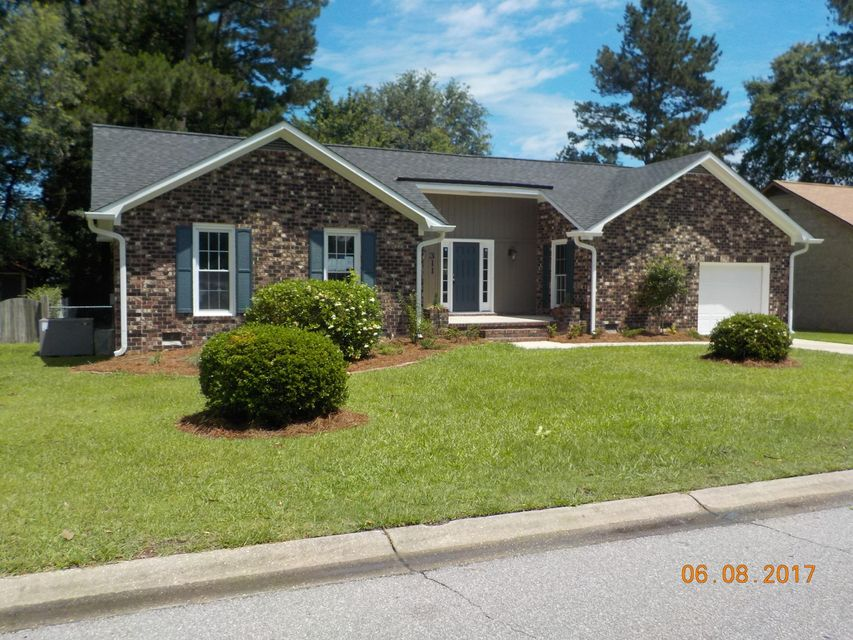 311  Huntsman Drive Goose Creek, SC 29445