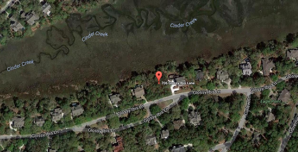 706  Glossy Ibis Lane Kiawah Island, SC 29455